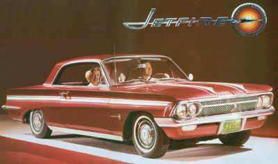 1962 Oldsmobile Jetfire Pics, Vehicles Collection
