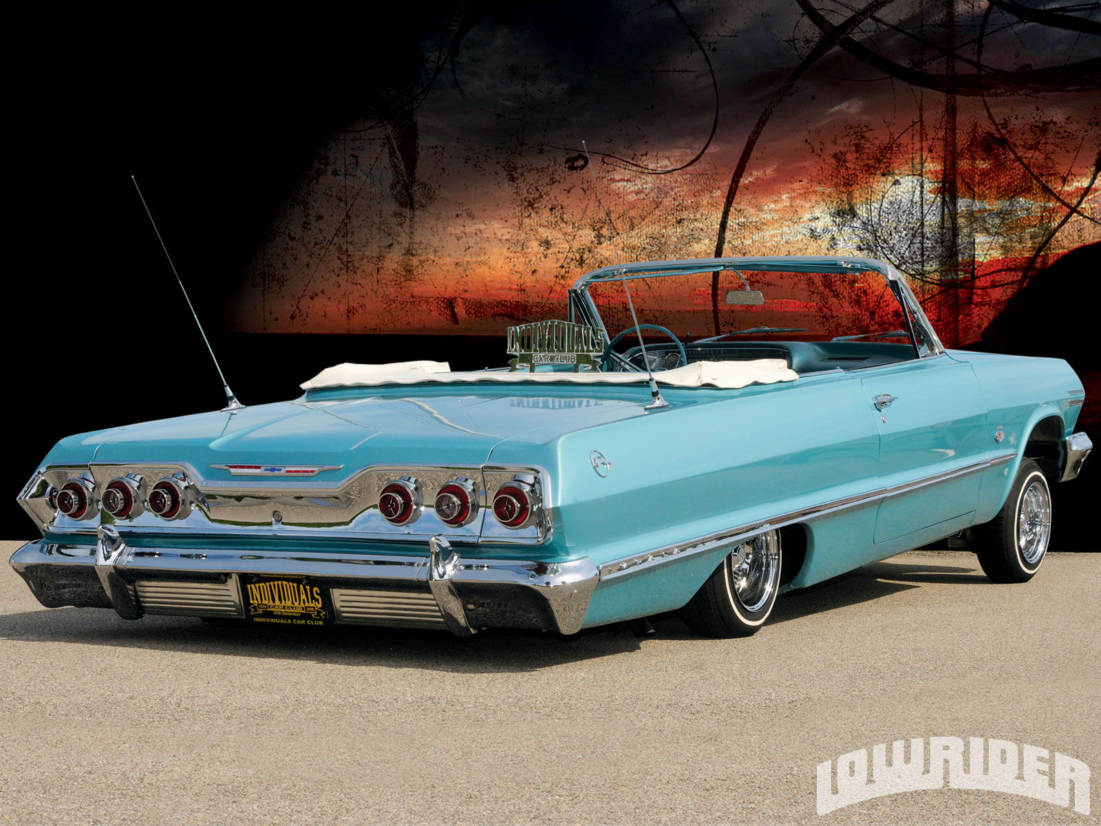 1963 Chevrolet Impala Backgrounds on Wallpapers Vista