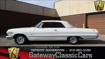 1963 Chevrolet Impala Pics, Vehicles Collection