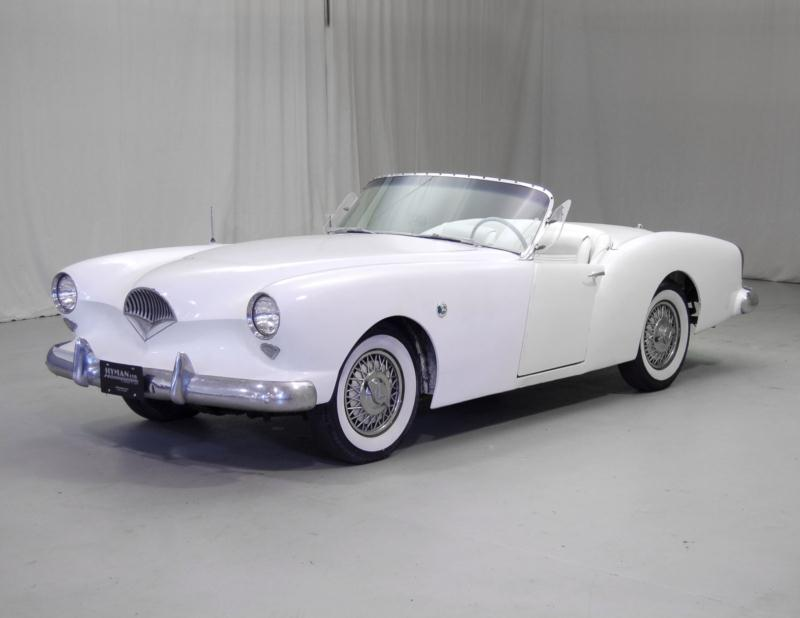 Amazing 1963 Kaiser Darrin Pictures & Backgrounds
