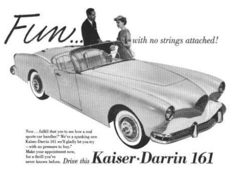 800x574 > 1963 Kaiser Darrin Wallpapers
