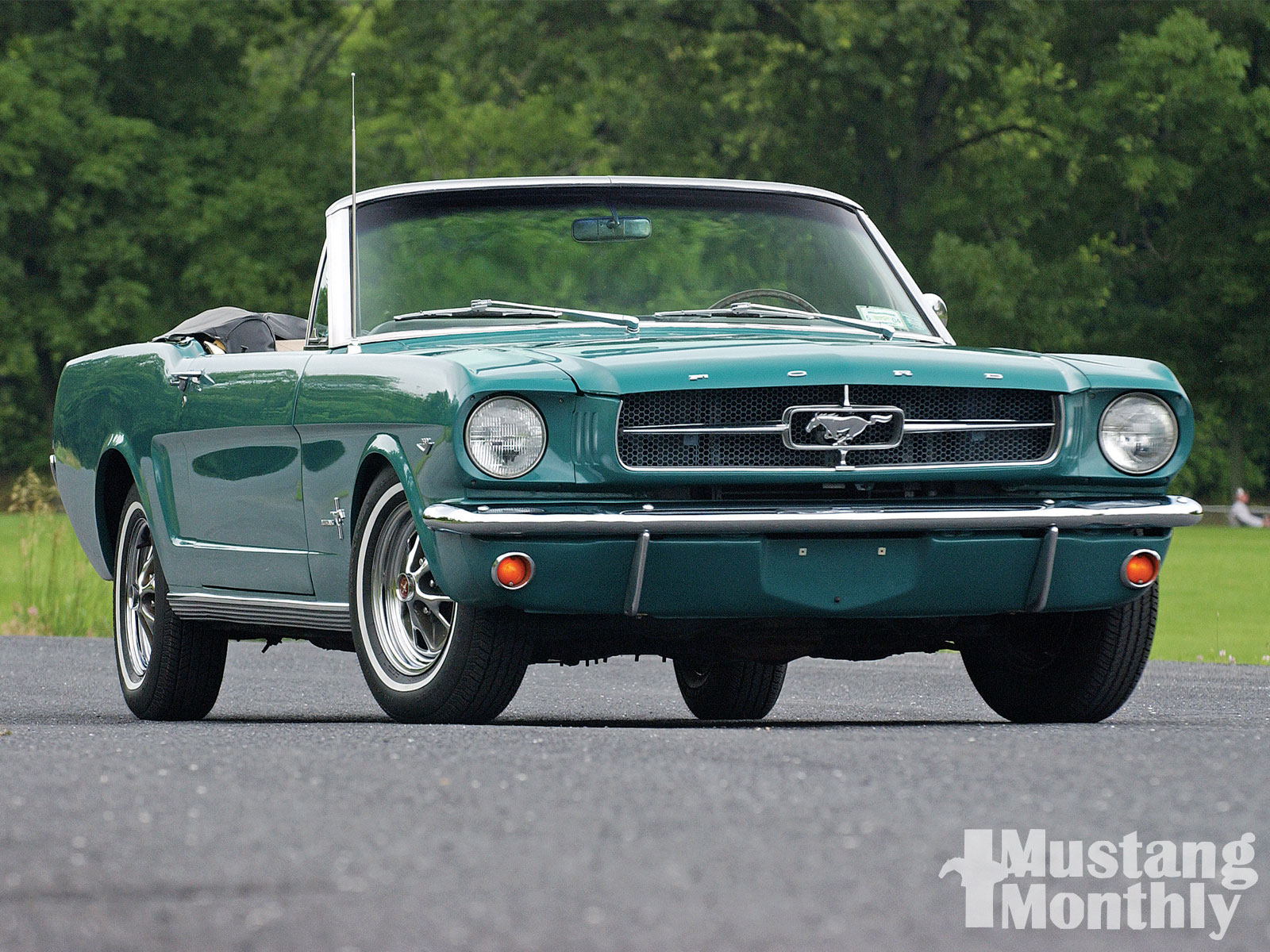 1600x1200 > 1964 Ford Mustang Wallpapers