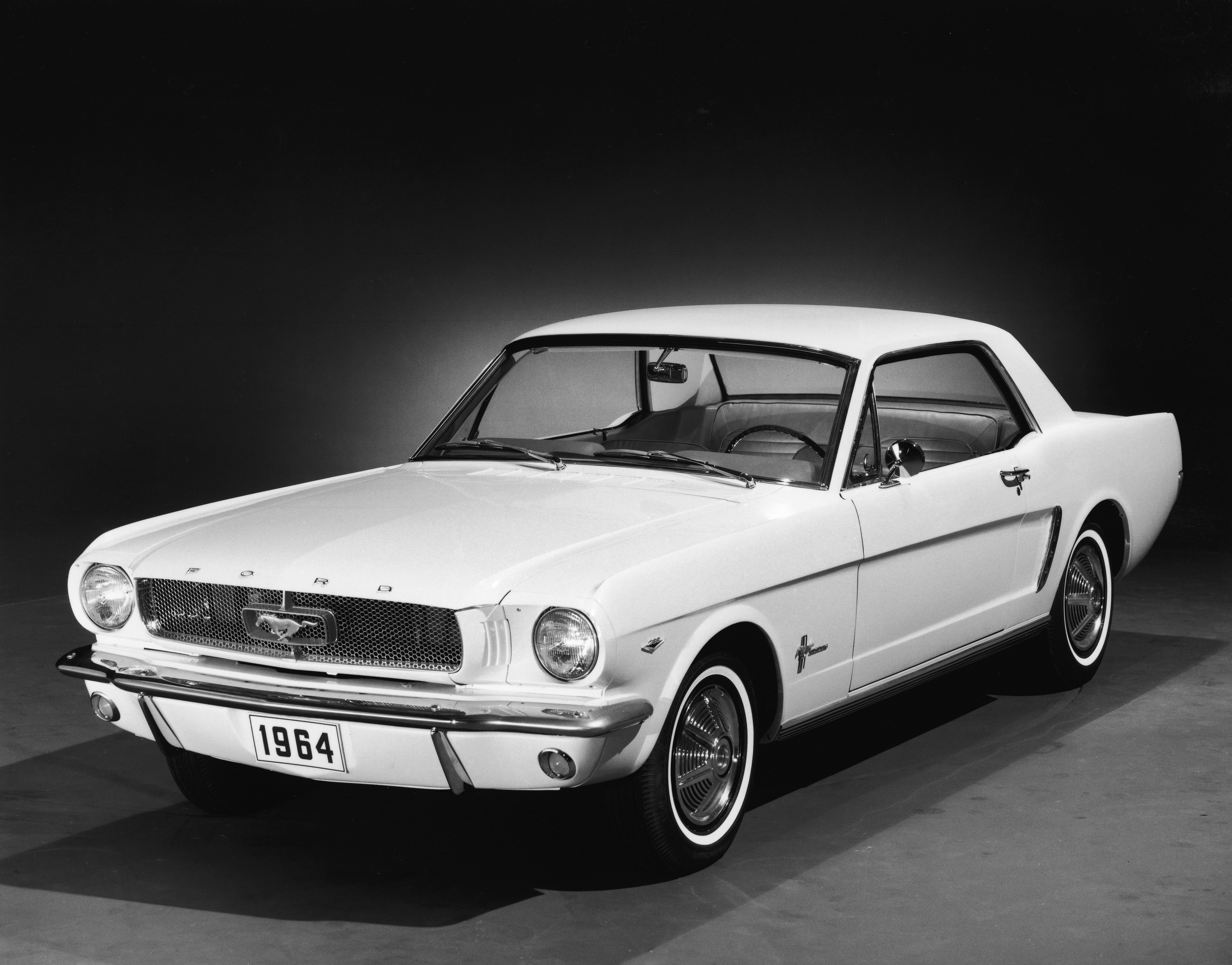 High Resolution Wallpaper | 1964 Ford Mustang 4020x3147 px