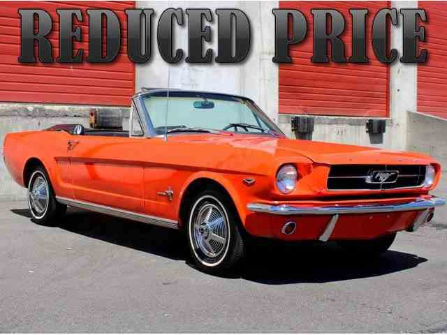 1964 Ford Mustang Backgrounds on Wallpapers Vista