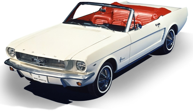 1964 Ford Mustang Backgrounds, Compatible - PC, Mobile, Gadgets| 636x366 px