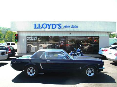 1964 Ford Mustang Pics, Vehicles Collection