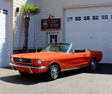 High Resolution Wallpaper | 1964 Ford Mustang 428x360 px