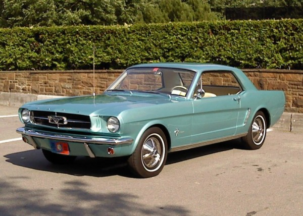 HQ 1964 Ford Mustang Wallpapers | File 88.45Kb