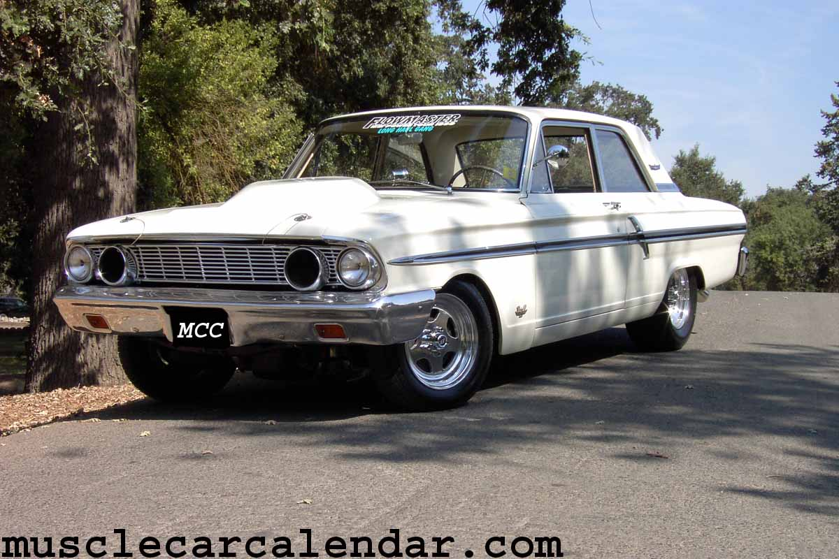 HQ 1964 Ford Thunderbolt Wallpapers | File 144.68Kb