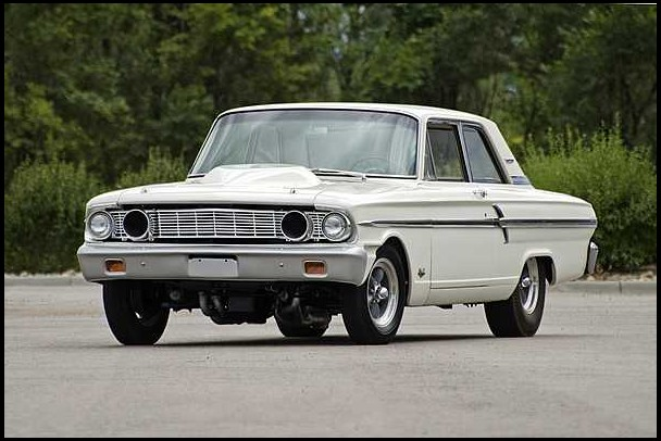 1964 Ford Thunderbolt Backgrounds, Compatible - PC, Mobile, Gadgets| 608x406 px