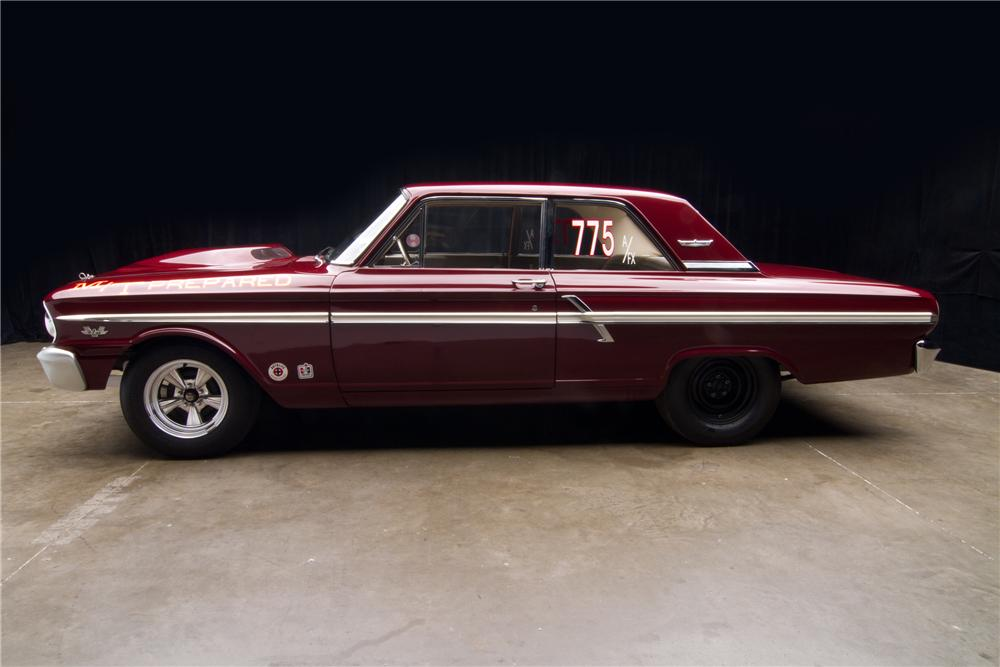 Images of 1964 Ford Thunderbolt | 1000x667