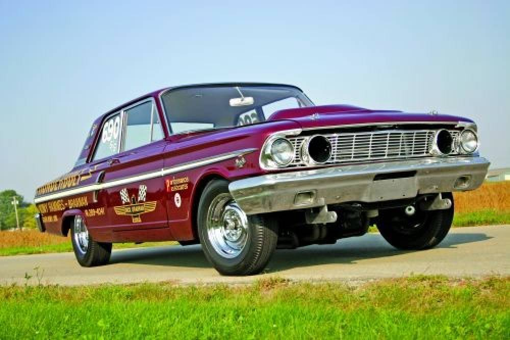 1964 Ford Thunderbolt Pics, Vehicles Collection