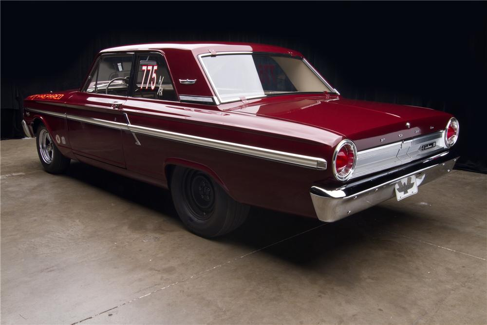 1000x667 > 1964 Ford Thunderbolt Wallpapers