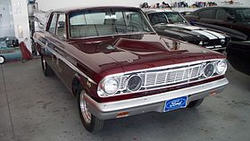 280x158 > 1964 Ford Thunderbolt Wallpapers