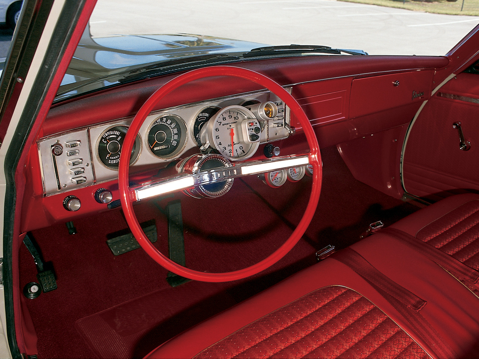 1964 Plymouth Belvedere High Quality Background on Wallpapers Vista