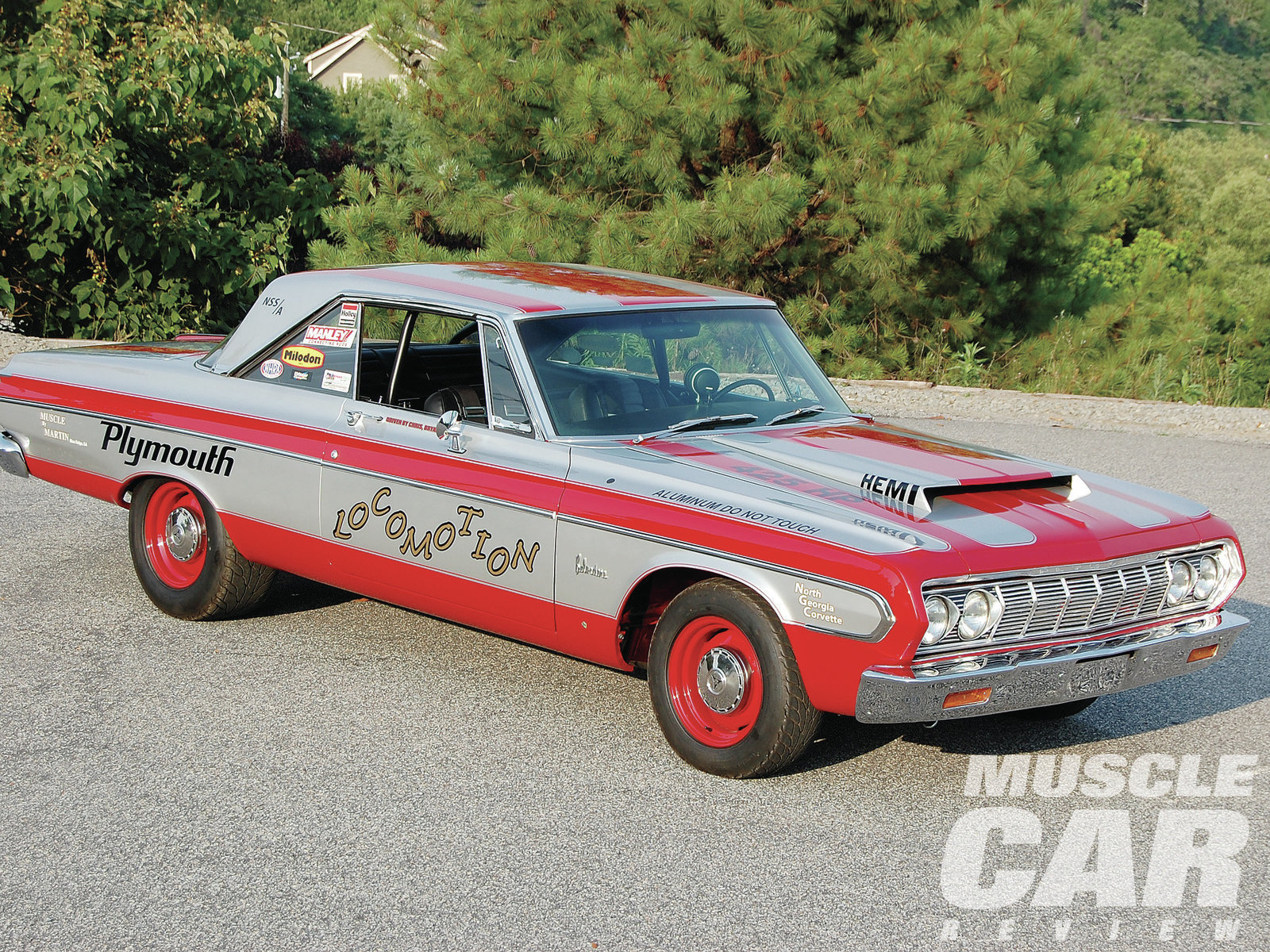 1600x1200 > 1964 Plymouth Belvedere Wallpapers