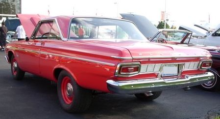 Nice wallpapers 1964 Plymouth Belvedere 449x242px