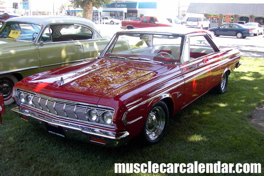 HQ 1964 Plymouth Belvedere Wallpapers | File 97.35Kb