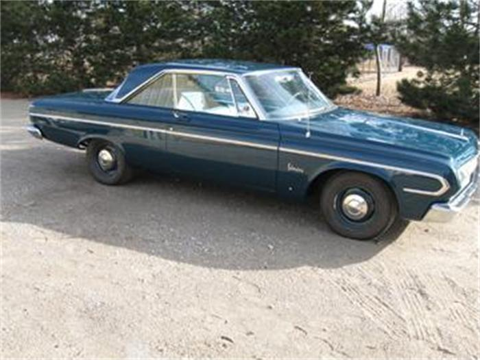Nice wallpapers 1964 Plymouth Belvedere 700x525px