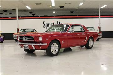 HQ 1965 Ford Mustang Wallpapers | File 15.37Kb