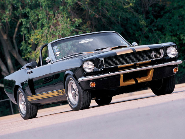 Nice wallpapers 1966 Ford Mustang Gt 350 H 640x480px