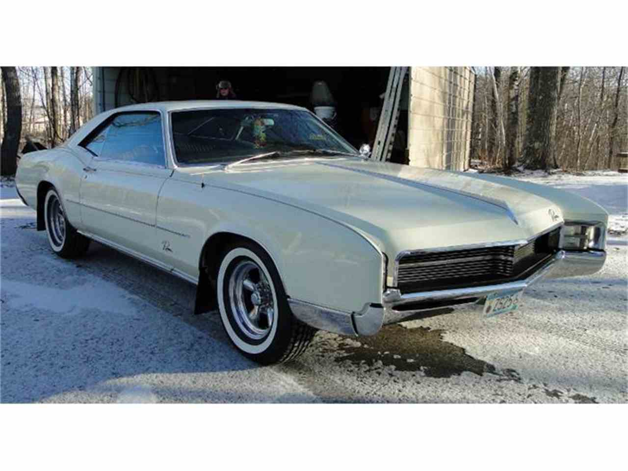 Amazing 1967 Buick Riviera Pictures & Backgrounds