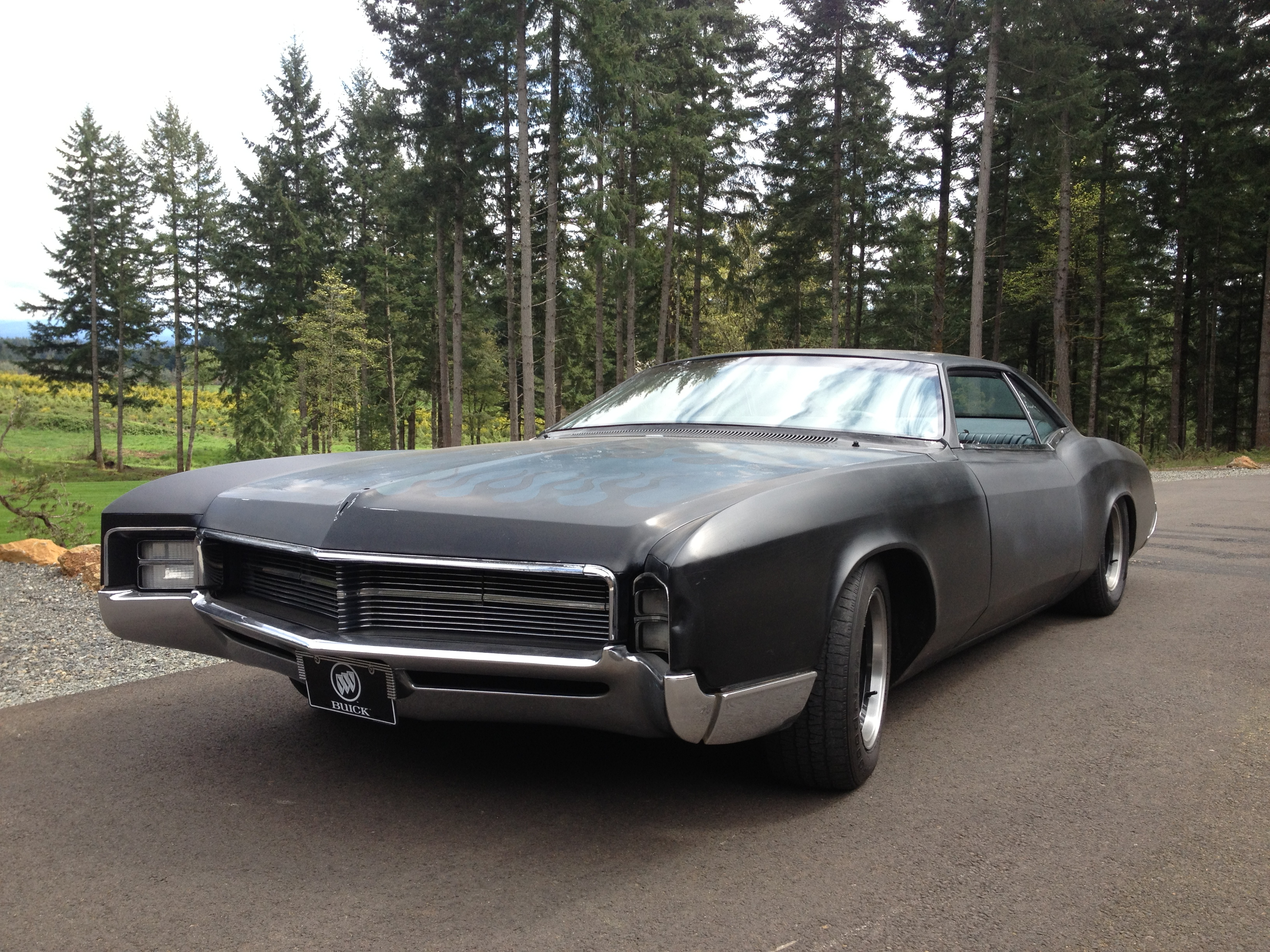 Nice Images Collection: 1967 Buick Riviera Desktop Wallpapers