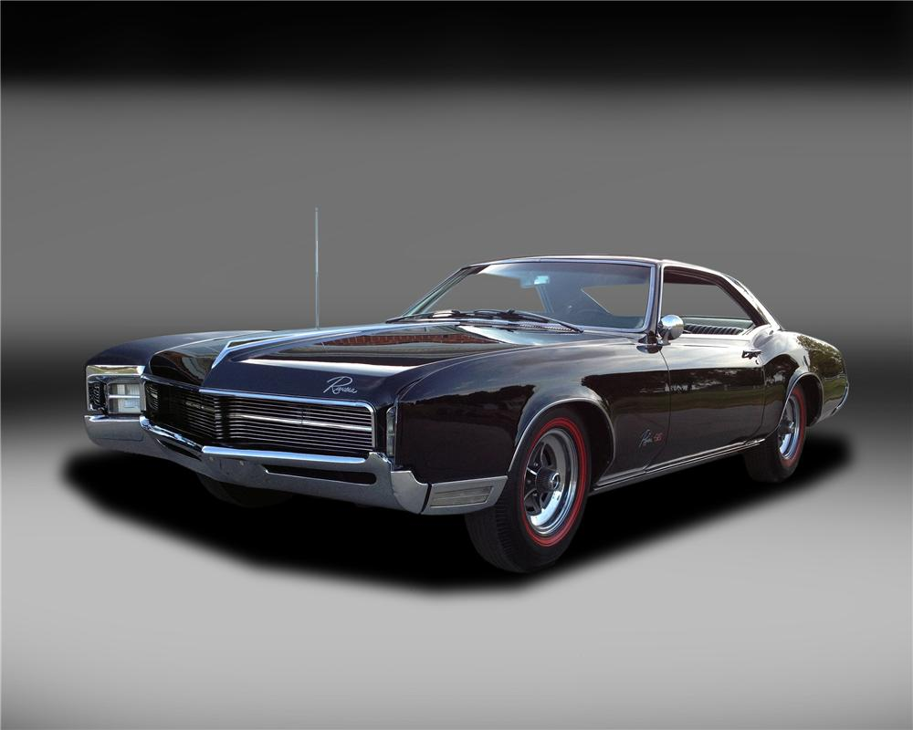 1000x800 > 1967 Buick Riviera Wallpapers