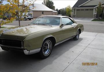 360x250 > 1967 Buick Riviera Wallpapers