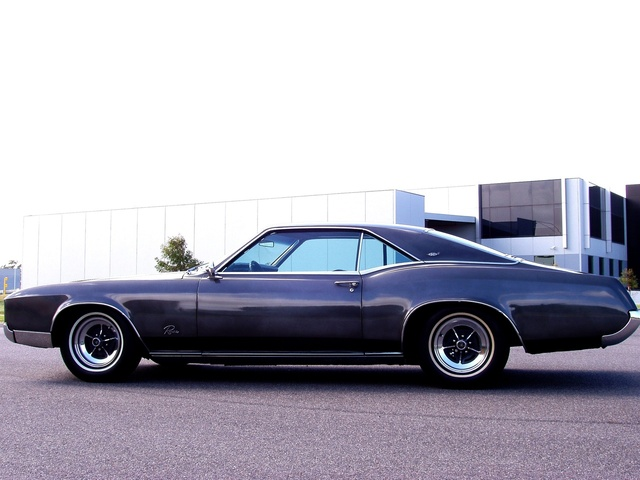 Nice wallpapers 1967 Buick Riviera 640x480px