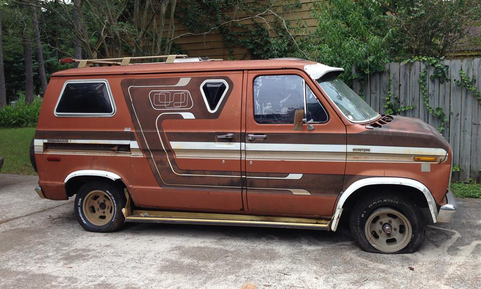 1976 Ford Econoline wallpapers, Vehicles, HQ 1976 Ford