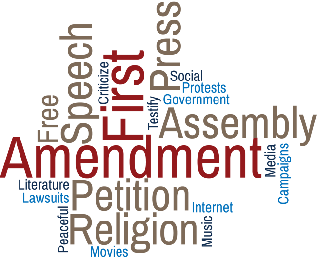 Nice Images Collection: 1st Amendment Desktop Wallpapers