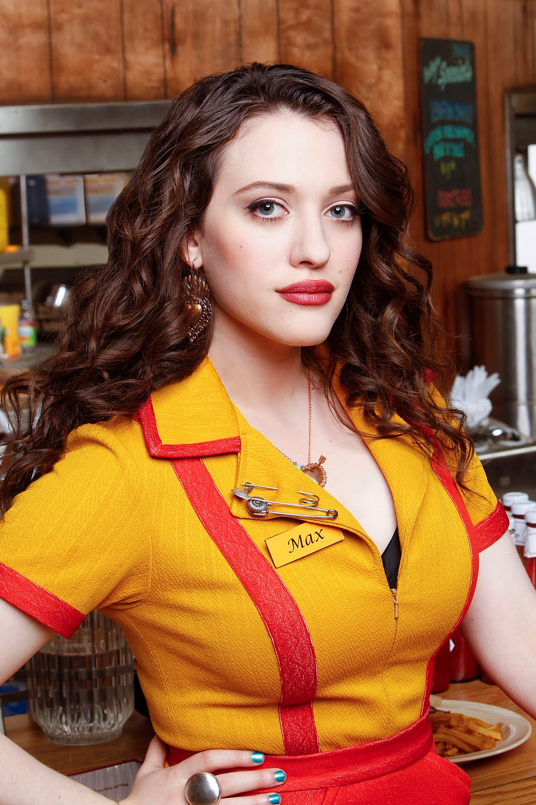 HD Quality Wallpaper | Collection: TV Show, 1066x1600 2 Broke Girls