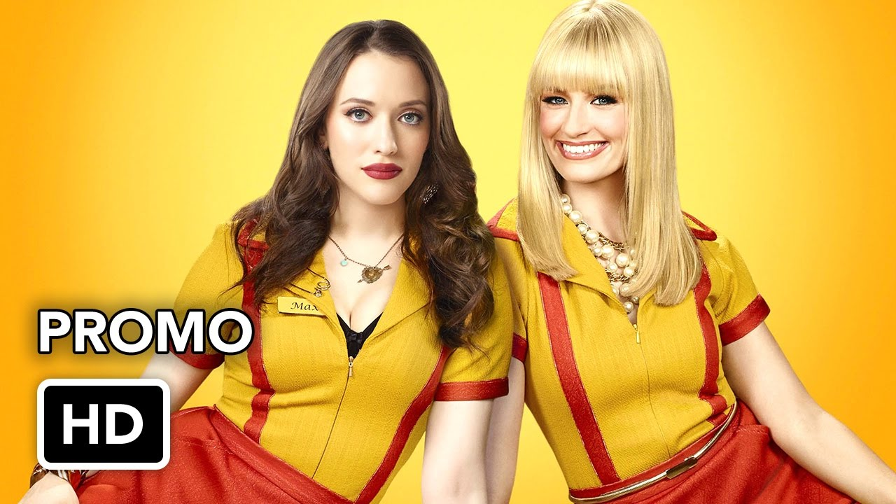 2 Broke Girls High Quality Background on Wallpapers Vista
