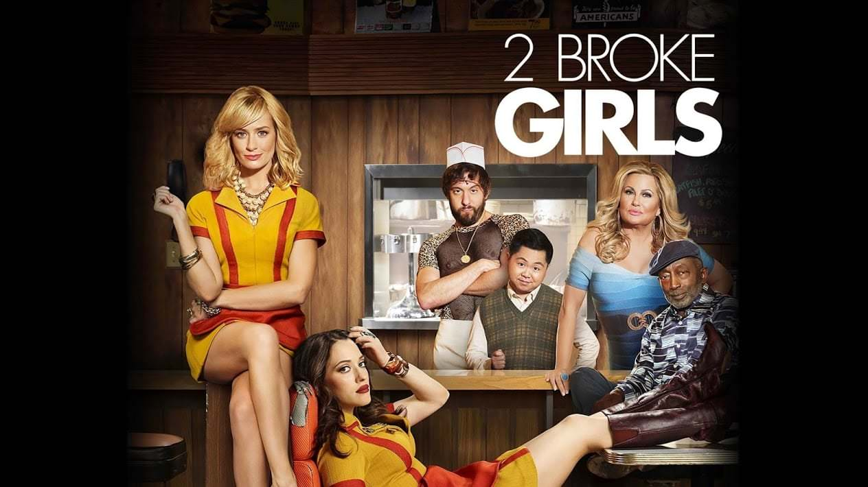 Amazing 2 Broke Girls Pictures & Backgrounds
