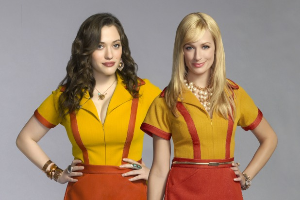 2 Broke Girls Backgrounds, Compatible - PC, Mobile, Gadgets| 618x412 px