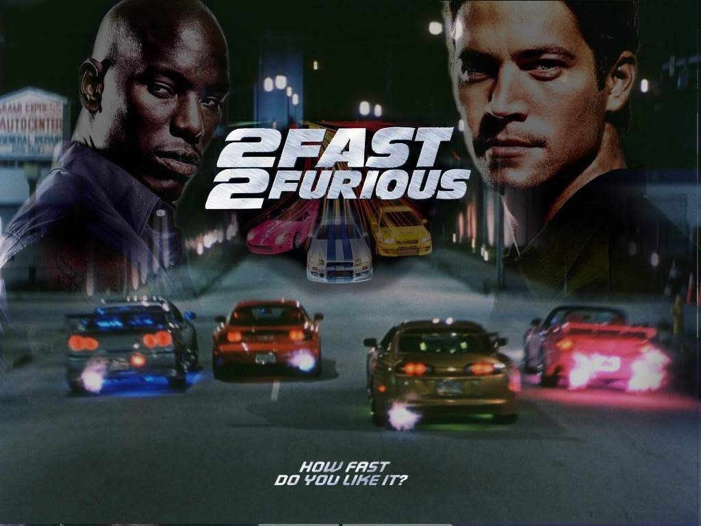 1024x768 > 2 Fast 2 Furious Wallpapers