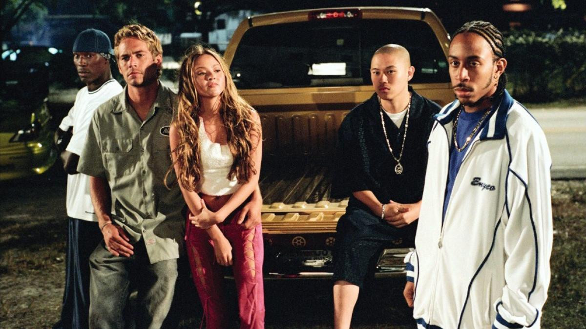 HQ 2 Fast 2 Furious Wallpapers | File 189.54Kb