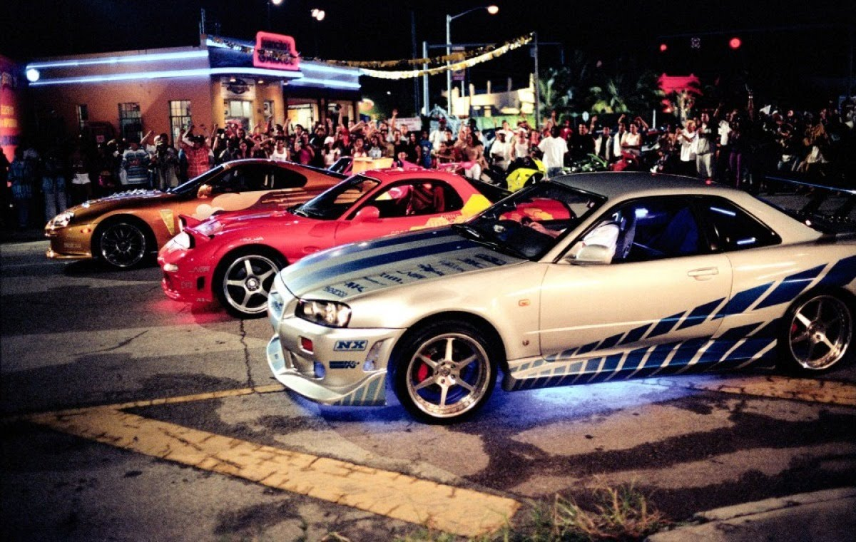 Amazing 2 Fast 2 Furious Pictures & Backgrounds