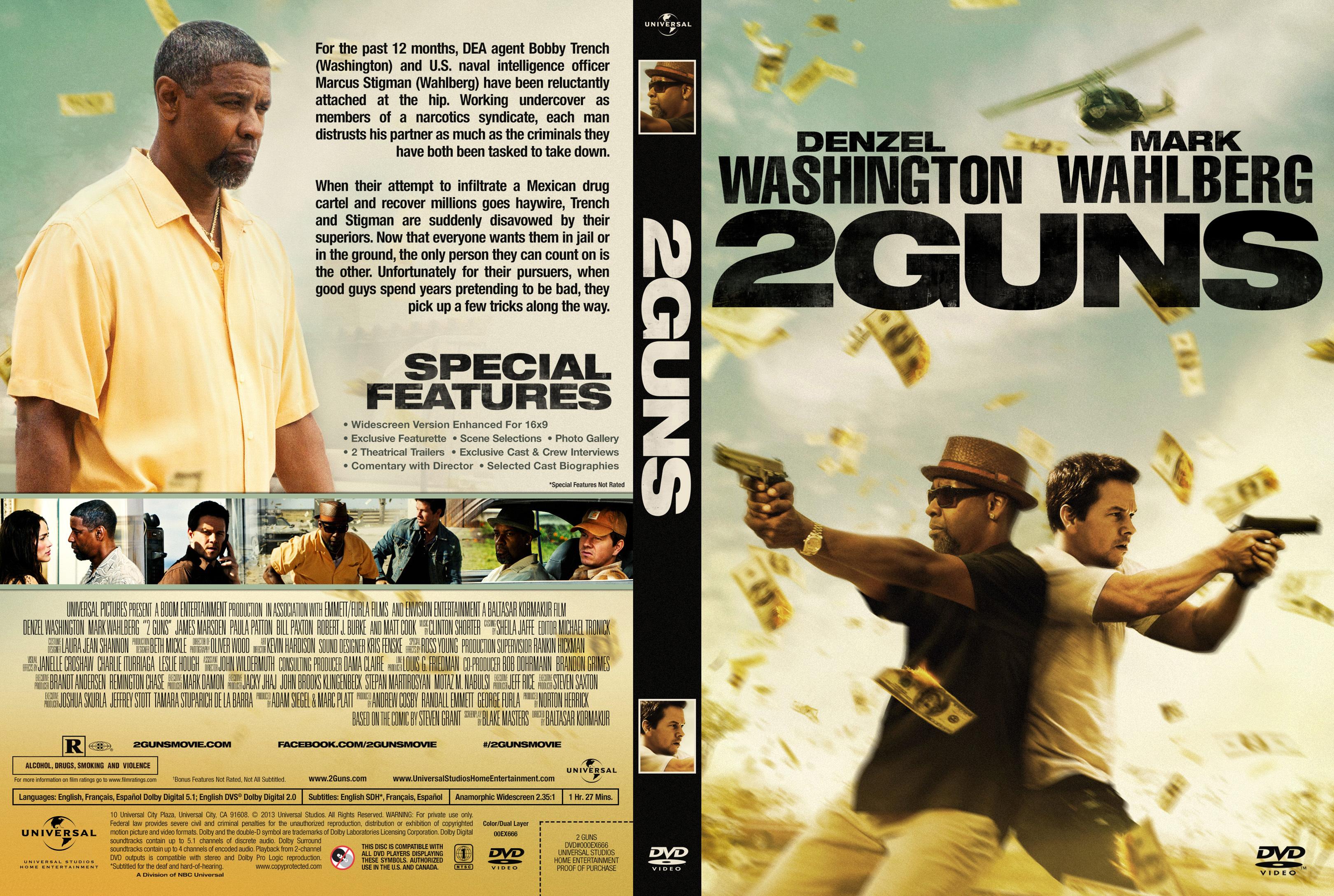 2 Guns Backgrounds on Wallpapers Vista