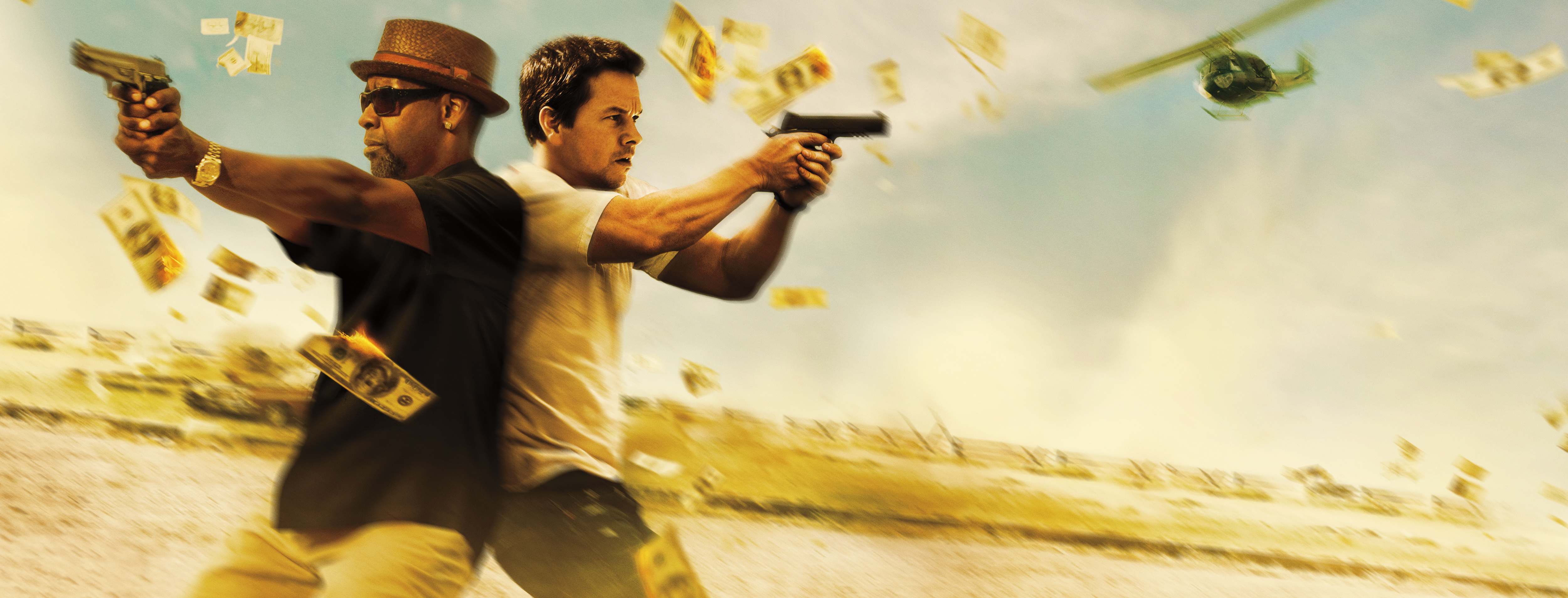 HQ 2 Guns Wallpapers | File 2987.56Kb