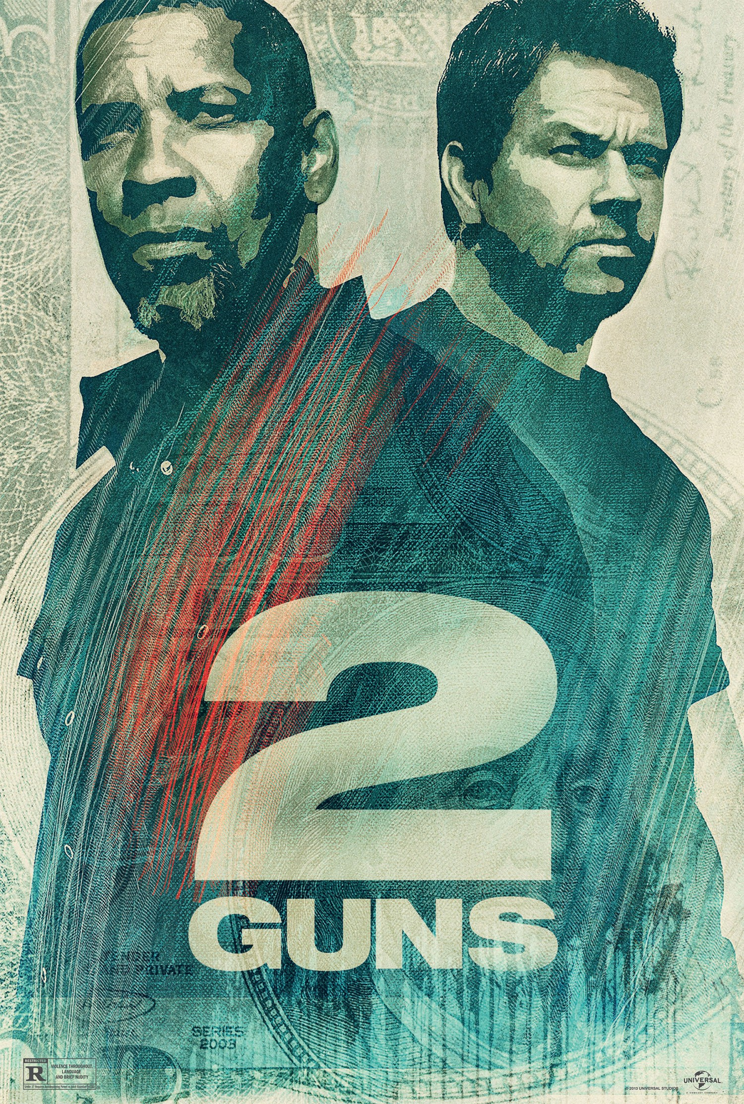 Images of 2 Guns | 1500x2226