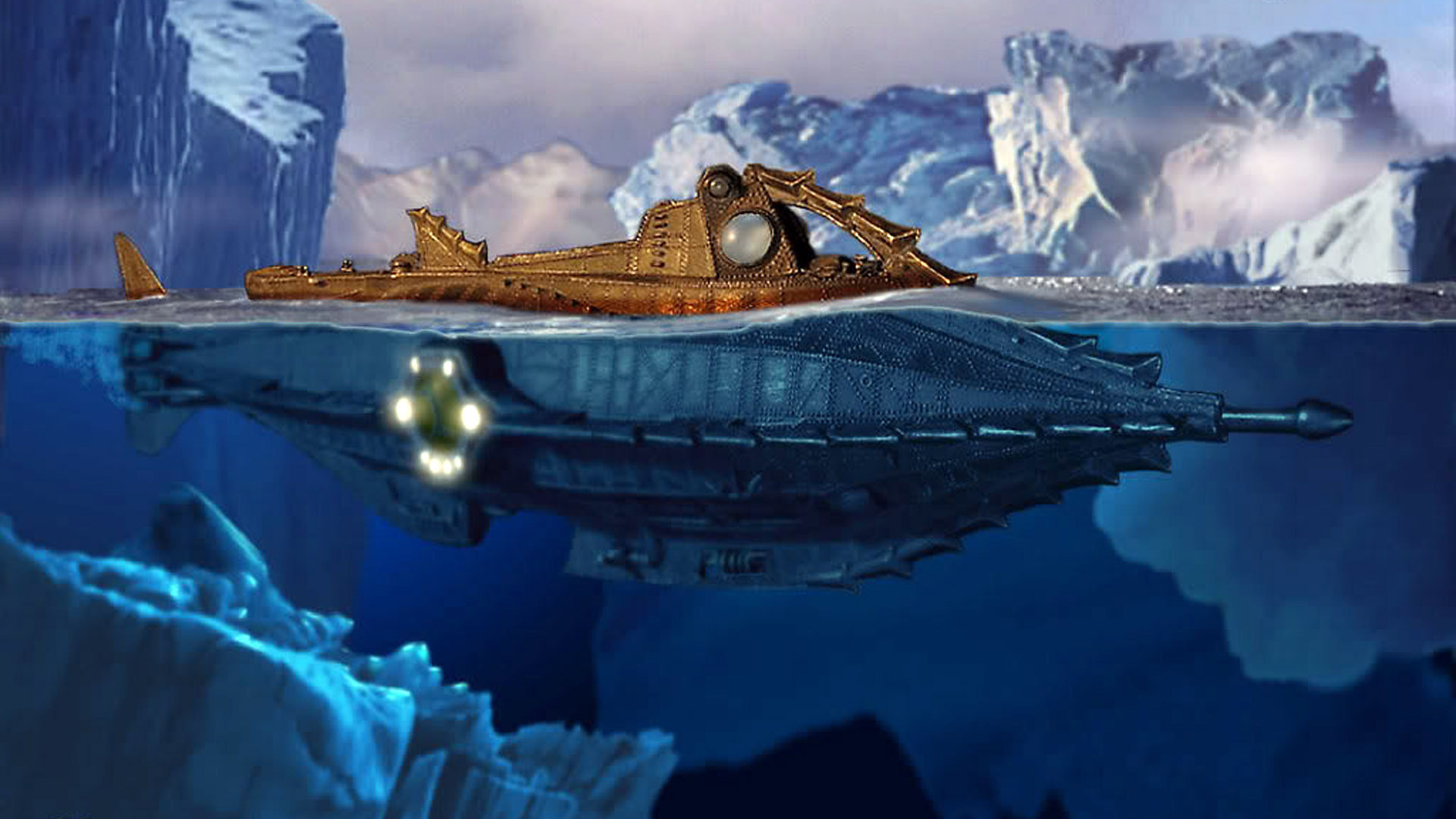 Nice wallpapers 20,000 Leagues Under The Sea 1920x1080px