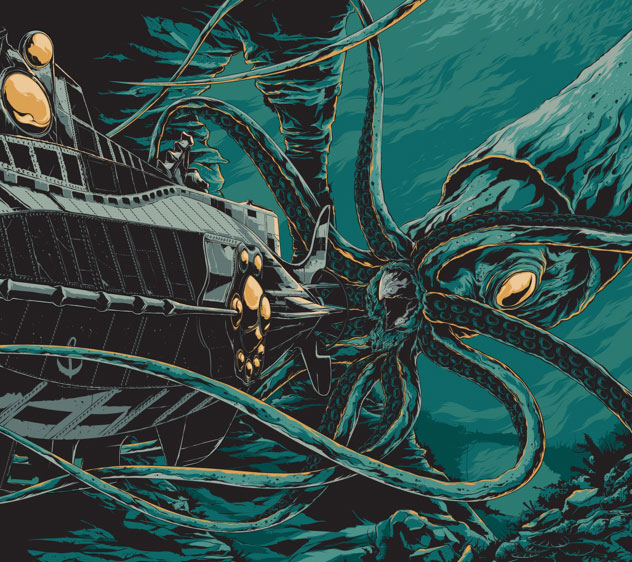 High Resolution Wallpaper | 20,000 Leagues Under The Sea 632x562 px
