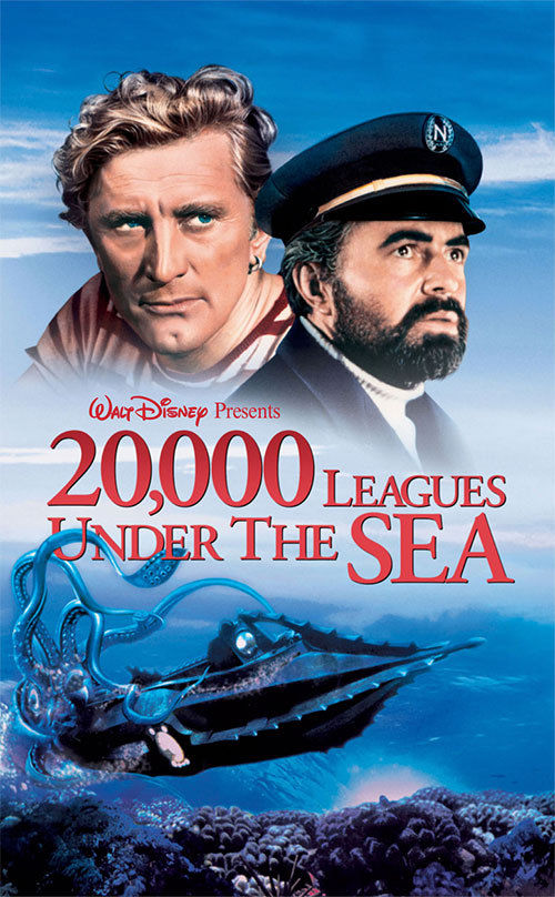 20,000 Leagues Under The Sea Pics, Movie Collection