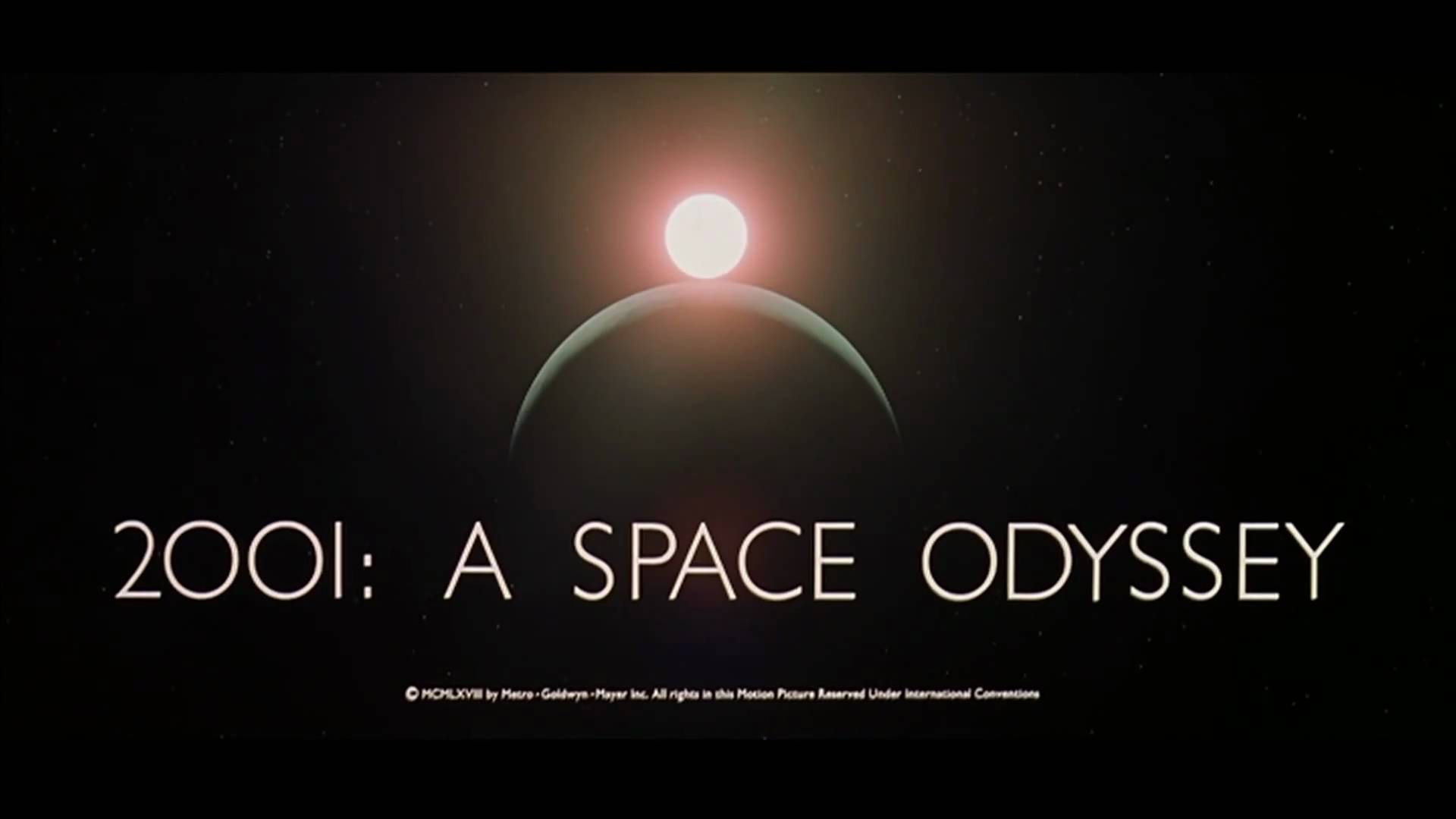 HQ 2001: A Space Odyssey Wallpapers | File 45.84Kb