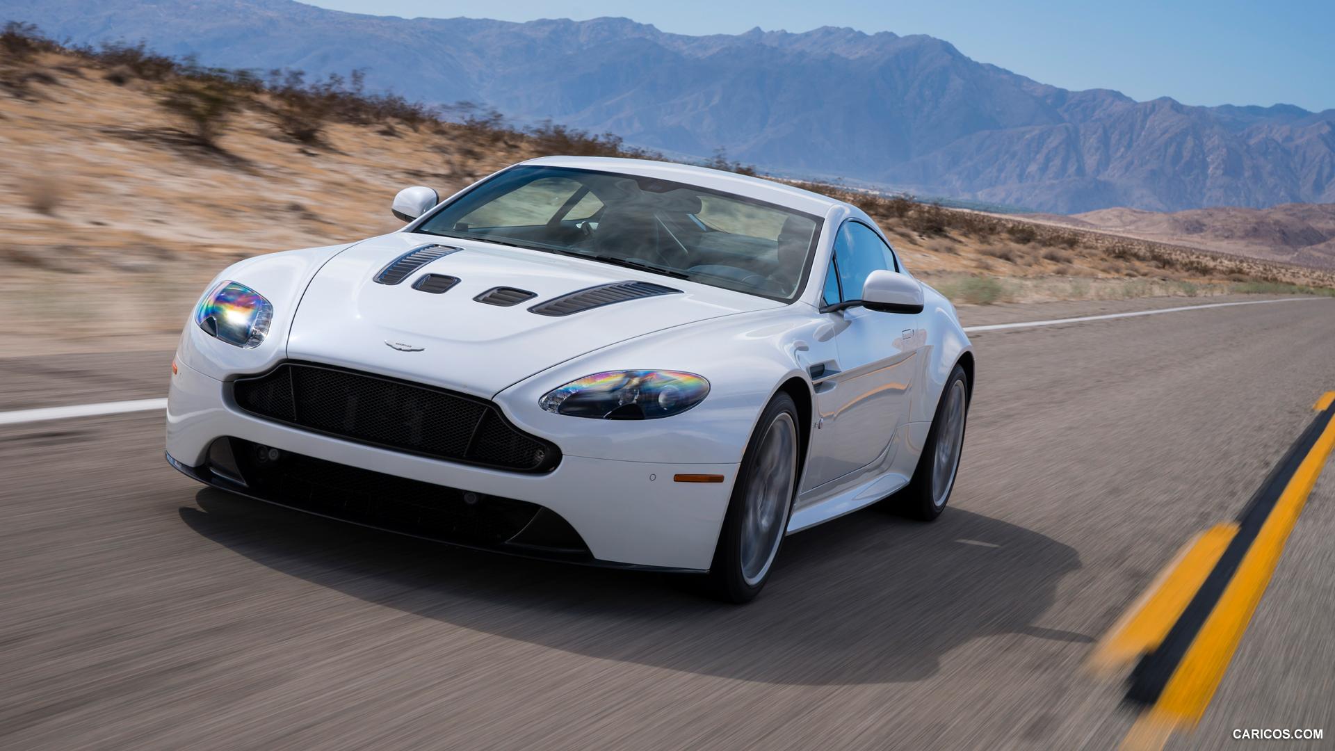 HQ 2014 Aston Martin V12 Vantage S Wallpapers | File 789.23Kb