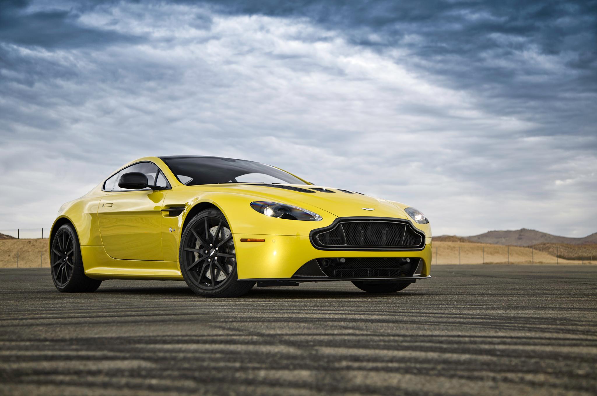 HQ 2014 Aston Martin V12 Vantage S Wallpapers | File 1451.52Kb