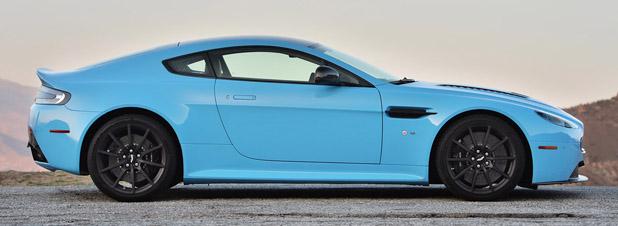 HD Quality Wallpaper | Collection: Vehicles, 618x226 2014 Aston Martin V12 Vantage S