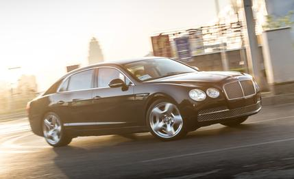 HQ 2014 Bentley Flying Spur Wallpapers | File 15.82Kb